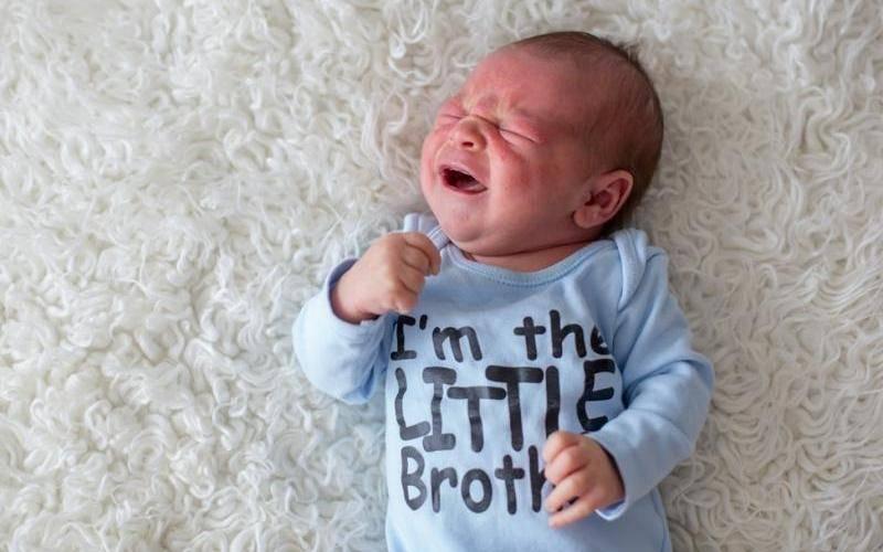 Судороги у новорожденных и грудничков