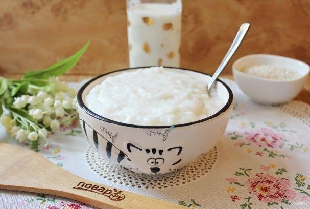 Рецепты каш для детей. 6 простых и вкусных рецептов