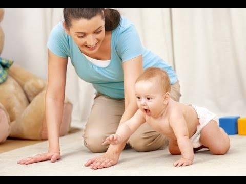 Как научить ребенка ползать: все о пользе этого навыка и упражнениях для его тренировки