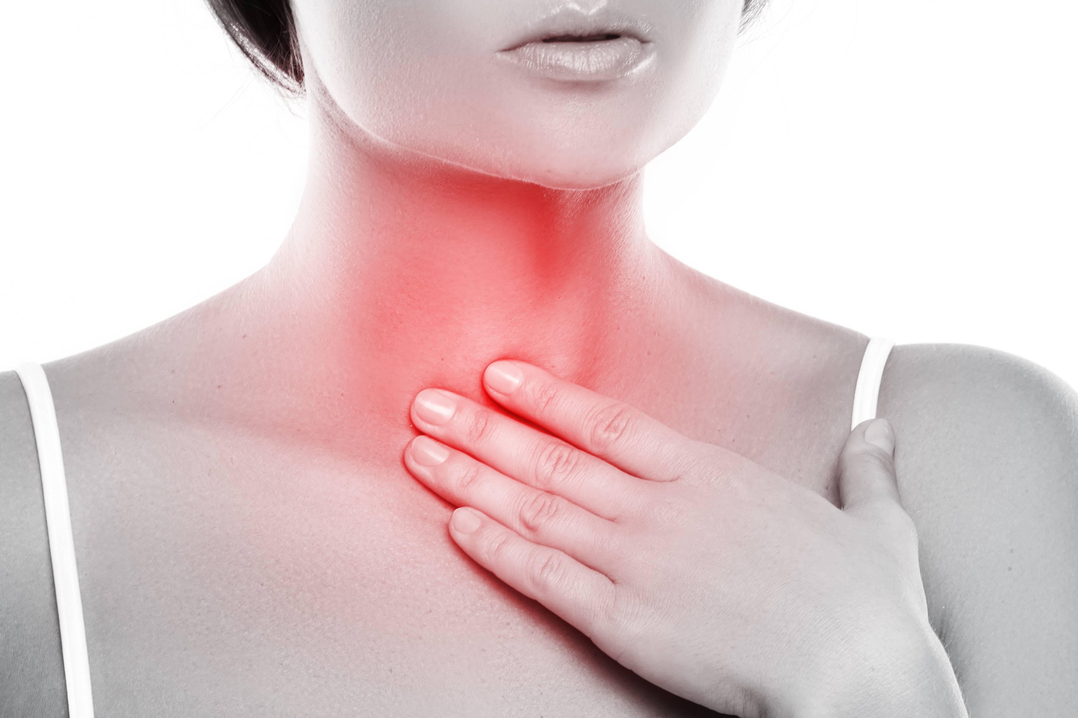 Воспаление миндалин симптомы у детей
