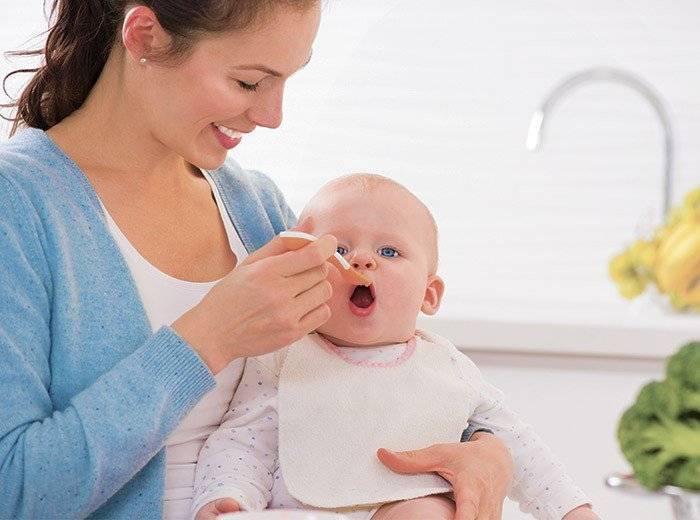 Ребёнок 1,4 ничего не ест, кроме смеси