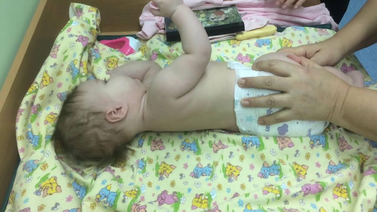 Гимнастика для новорожденных: упражнения с первых дней жизни, зарядка для грудничков в 1-2 месяца