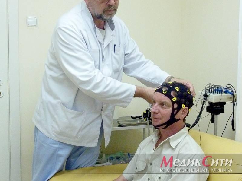 ЭЭГ головного мозга ребенку — что это такое, как делают грудничкам