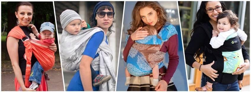 Как не бояться слинга - намотка слинга шарфа для новорожденных - запись пользователя fluffysun (daerbet) в сообществе все о слингах в категории учимся носить - babyblog.ru