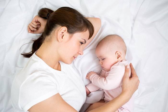 Сколько должен спать ребенок в 4 месяца днем нормы