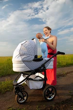 Люлька для летнего малыша