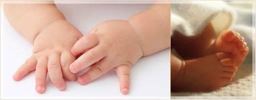 Как подстричь ногти новорожденному без слез и истерик