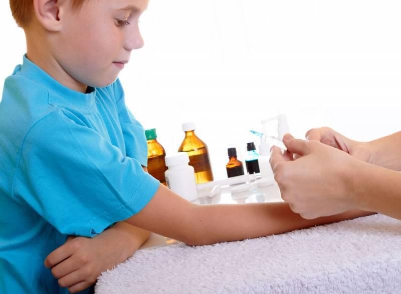 Разрешается ли проводить пробу манту при насморке у ребенка