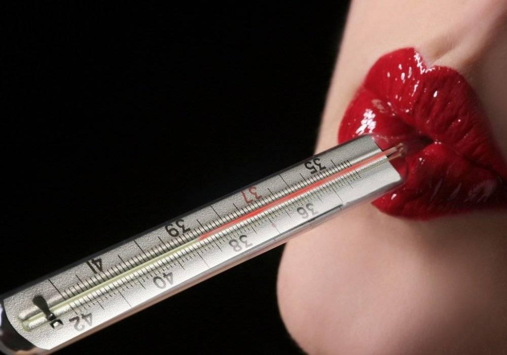 Норма температуры у ребенка до года: мнение специалистов