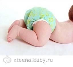 Как и сколько должен какать новорожденный ребенок