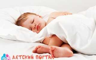 Беспокойный сон младенца