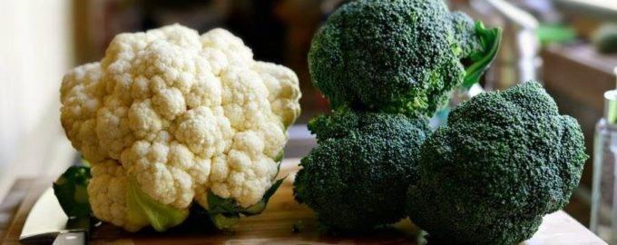 Сколько варить замороженную цветную капусту для ребенка