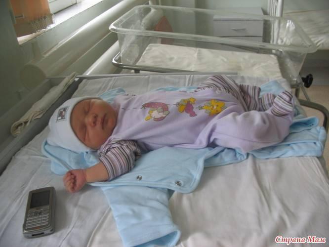 Как одеть новорожденного на выписку зимой, как забрать из роддома