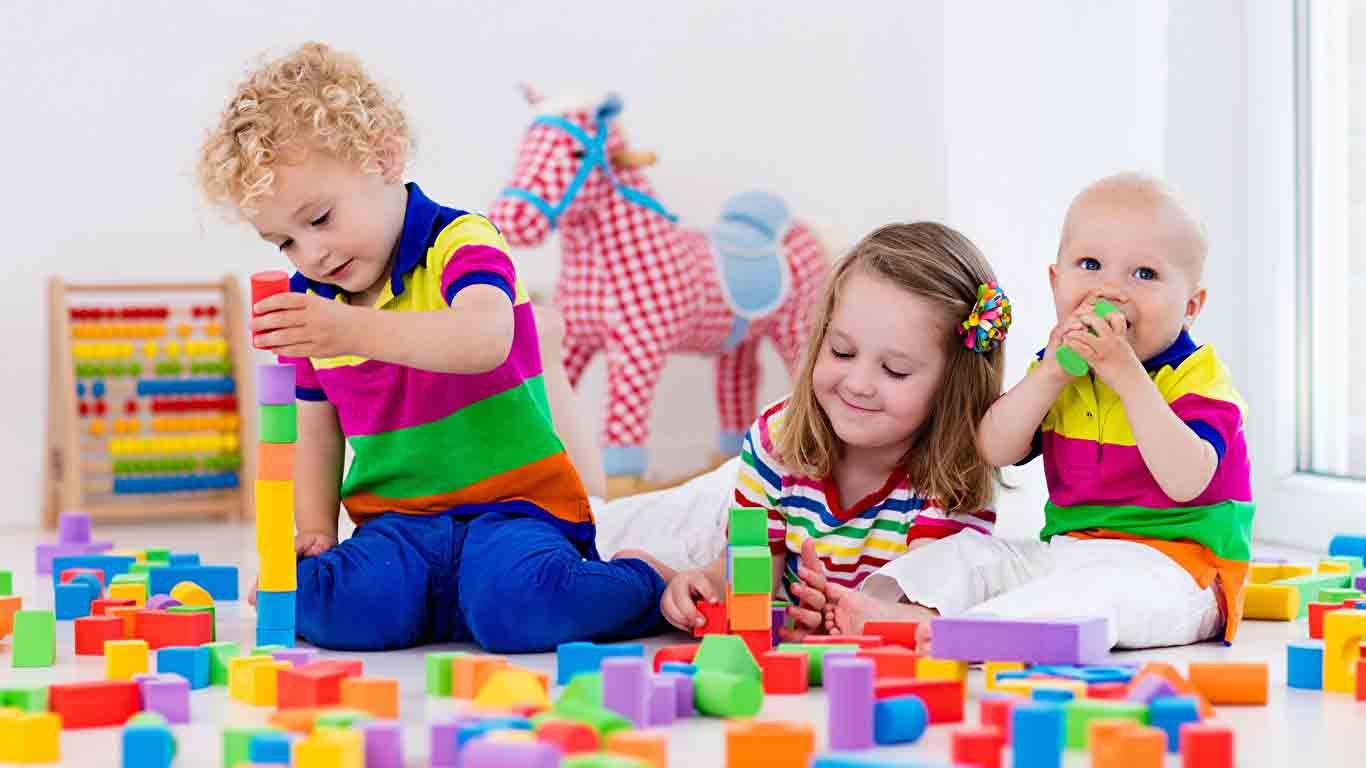 Игрушки для ребенка 1,5-2лет