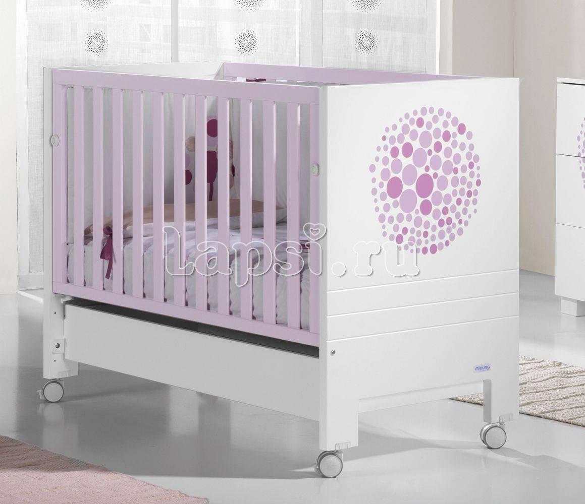 Топ-5 лучших моделей металлических кроваток для новорожденных