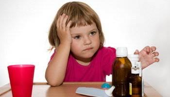У ребенка болит голова, что делать