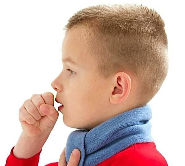 Как остановить кашель ночью у ребенка 6 лет