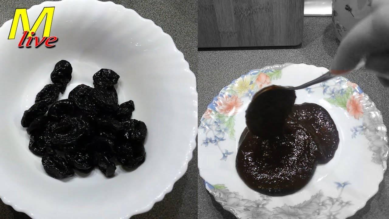 Пюре из чернослива для грудничка — как вводить в прикорм