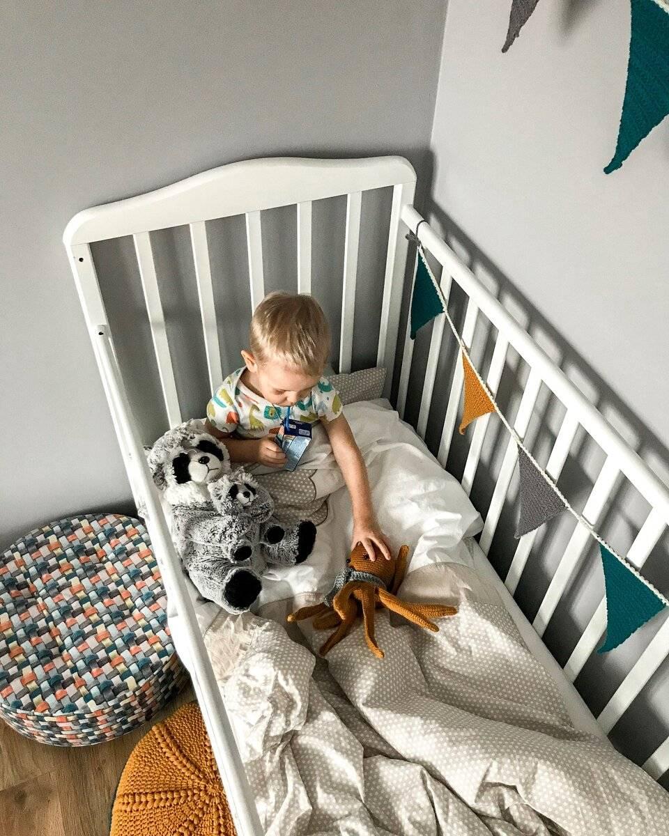 Учим ребенка спать отдельно – на бэби.ру!