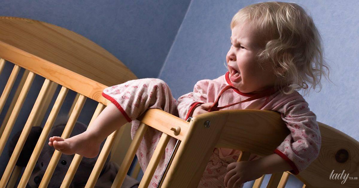 Нарушения ночного сна у пятимесячного крохи