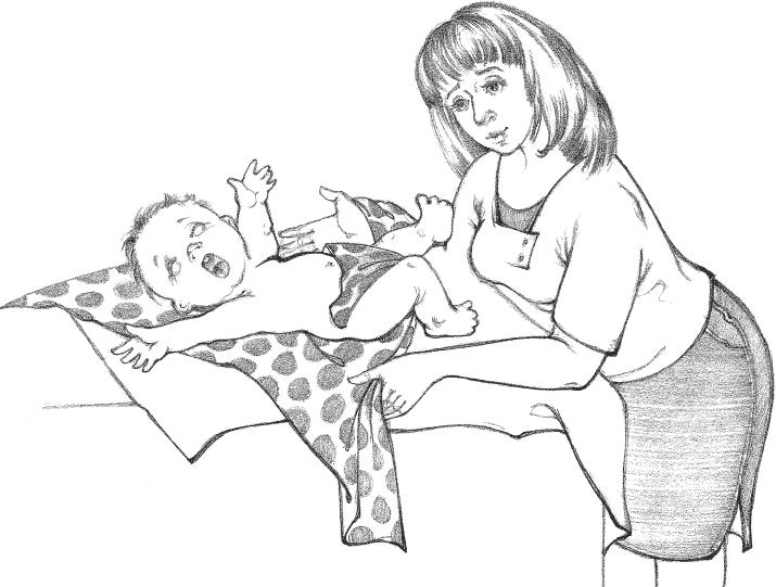 Синдром грефе у новорожденных: симптомы