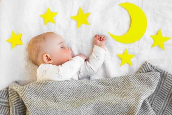 Нормы сна для 3 месячного ребёнка
