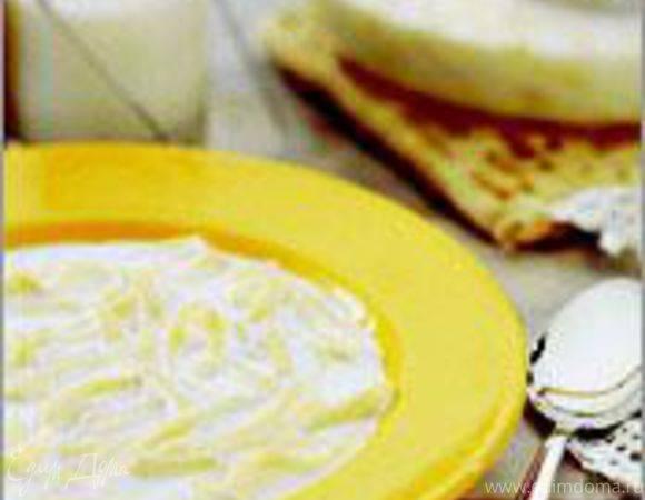 11 рецептов молочных супов для детей
