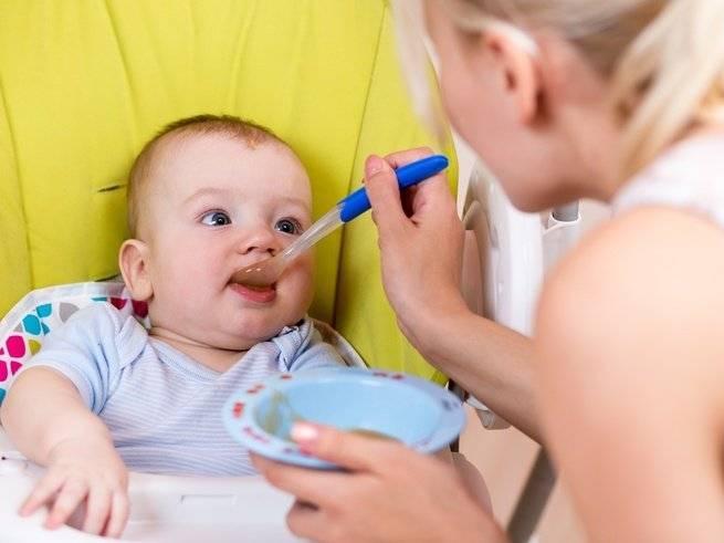 С какого возраста ребенку можно давать суп?