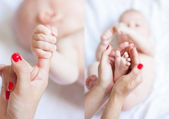 Сыпь на руках и ногах ребенка - что это может быть с фото
