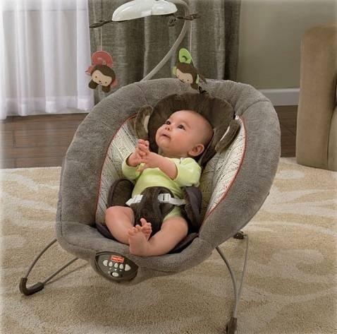 Качели или шезлонг? - качели шезлонг для новорожденных - запись пользователя ღ анечка ღ (anuta031) в сообществе образ жизни беременной в категории приданое для малыша - babyblog.ru