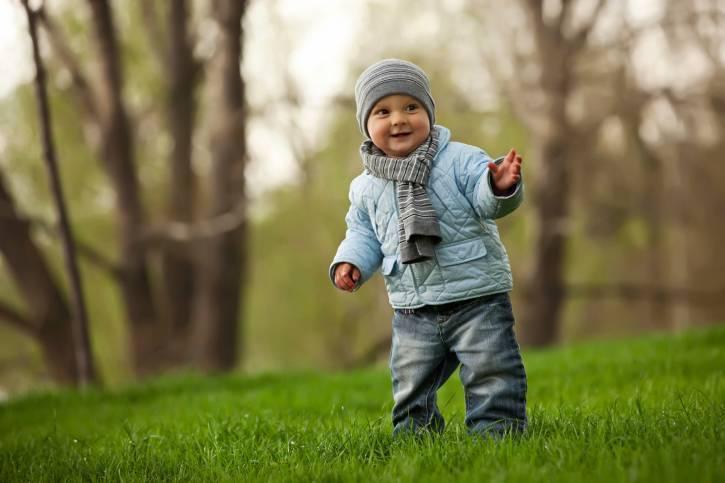 Как гулять с новорожденным? подскажите!