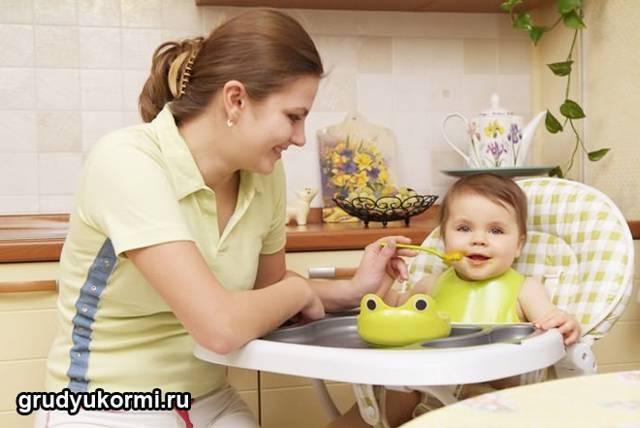 Прикорм в 5 месяцев при искусственном вскармливании | блог дочки-сыночки