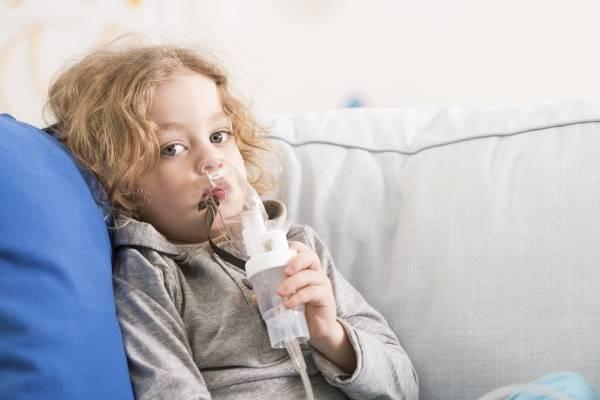 Какие ингаляции можно делать при сухом кашле в домашних условиях детям