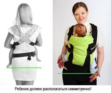 С какого возраста вы стали носить в эргорюкзаках своих малышей