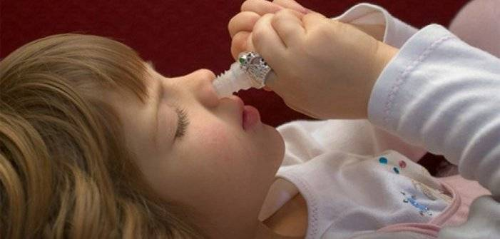 Как правильно закапывать капли в нос новорожденному – чем закапывать?