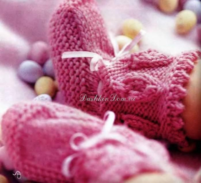 Пинетки крючком для новорожденных: прекрасный способ проявления заботы для своего малыша