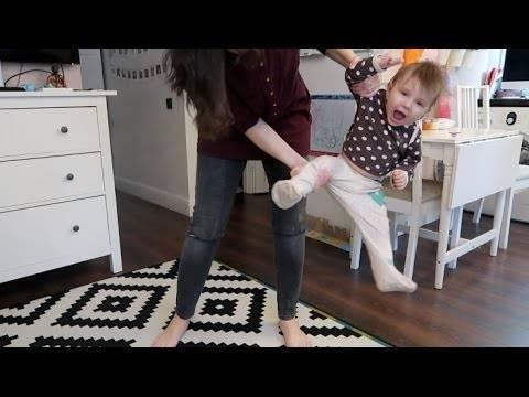 Развитие детей в первые годы жизни