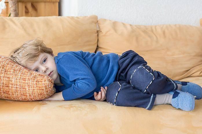 Анемия у детей, симптомы, причины, лечение
