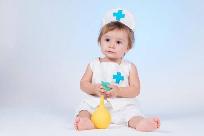 Методы безопасного лечения запоров у детей в домашних условиях