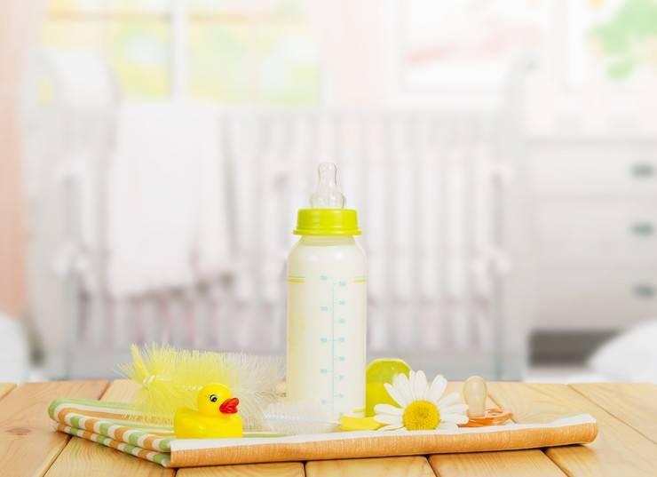Как стерилизовать бутылочки для новорожденных и как это сделать в кастрюле