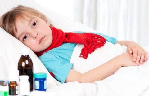 У ребенка во сне хрипы