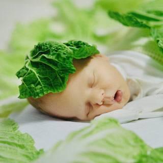 Волосы у новорожденных