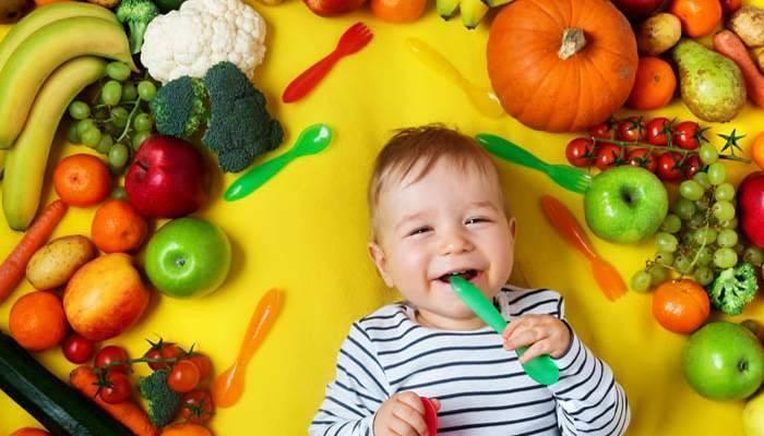 Овощной прикорм в рационе грудничка