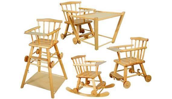 Какой стул для общего стола  выбрать для ребенка 3.5 лет?