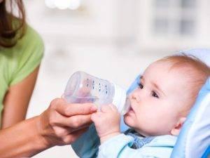 Укропная водичка – средство помощи при коликах у новорожденного