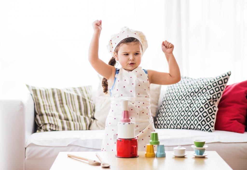 Особенности развития ребенка в шестнадцать месяцев от рождения