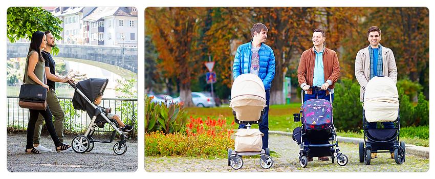 Выбираем коляску малышу