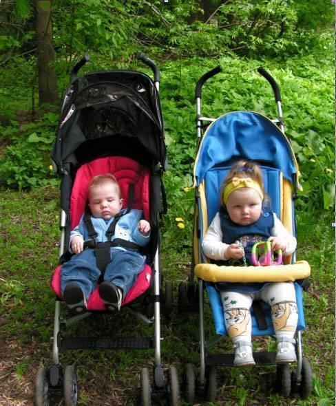На прогулку с первых дней. во что одеть ребенка и сколько гулять