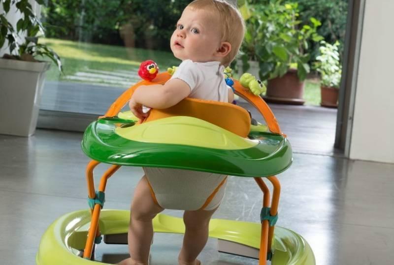 Детские ходунки – лучшие модели для маленьких непосед