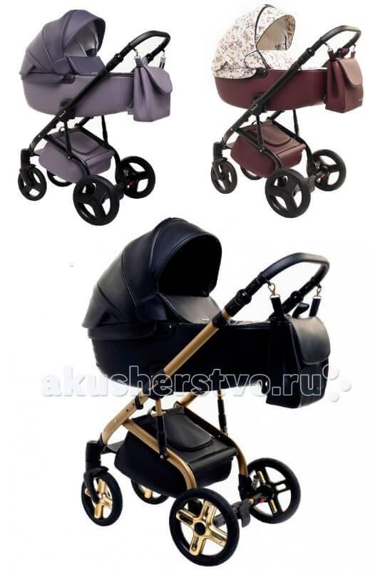 Коляски для новорожденных мальчиков и девочек